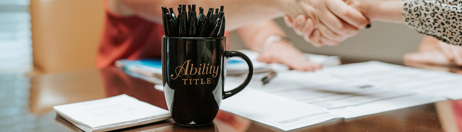 Ability Title header
